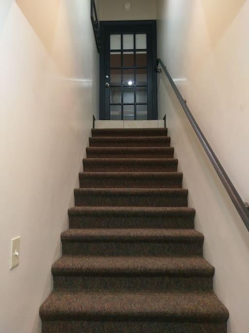 Front Stairs