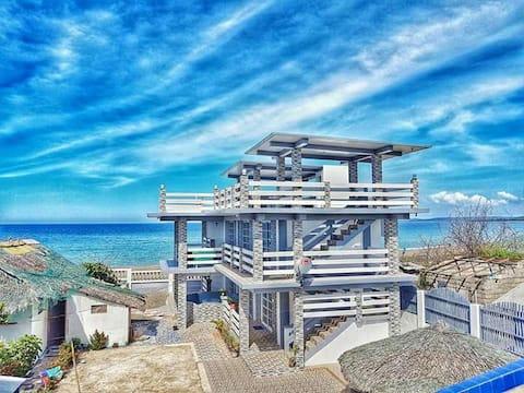 Maron's beach house