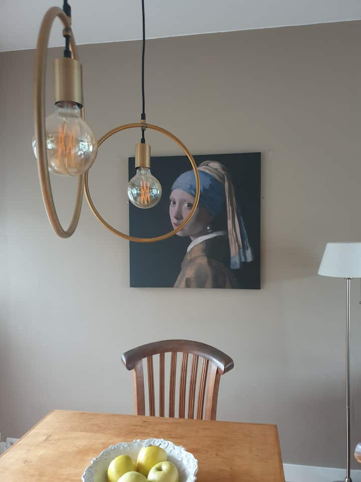 Ruim familiehuis in Monnickendam (4p)