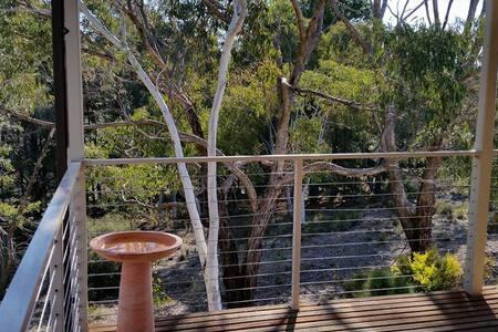 Peaceful Treetop Retreat