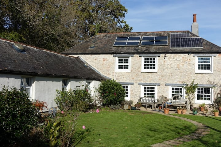 Dartington Rural Bliss - Double room in 5* B&B