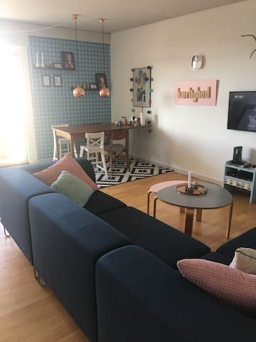 Cozy childrenfriendly flat - Herlev - Apartamento