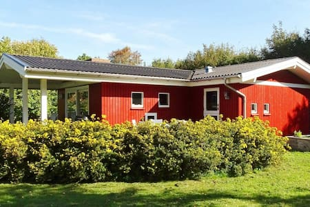 Enticing Holiday Home in Syddanmark with Terrace