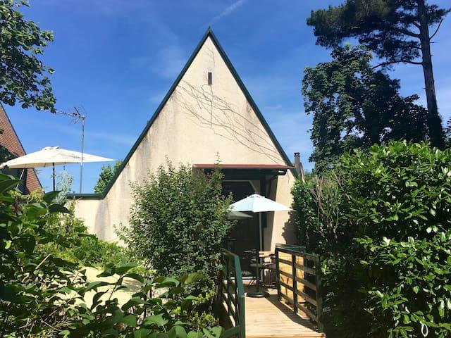 Une mise au vert aux portes de Saint-Etienne