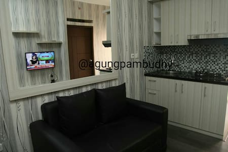 2 BR in KemangView Apartment Bekasi - Apartment