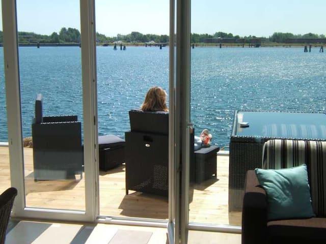 3-Zi-Ferienwohnung BRIGANTINE 33 mit Panoramablick - Kappeln - Apartmen
