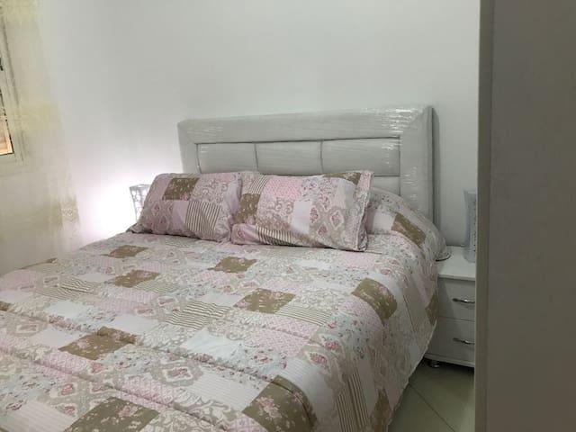Martil, apartamento nuevo totalmente amueblado