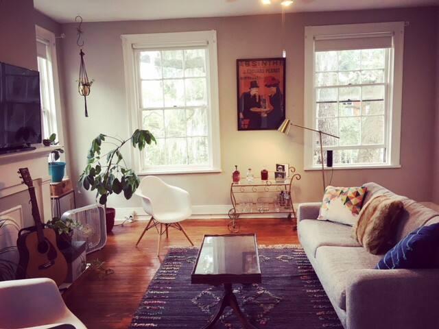 Beautiful Bohemian Apartment on Jones Street