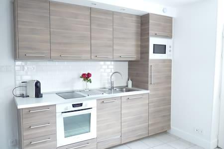 MAISON INDEPENDANTE  F2 -CENTRE LARDY -WIFI - Lardy - Apartment