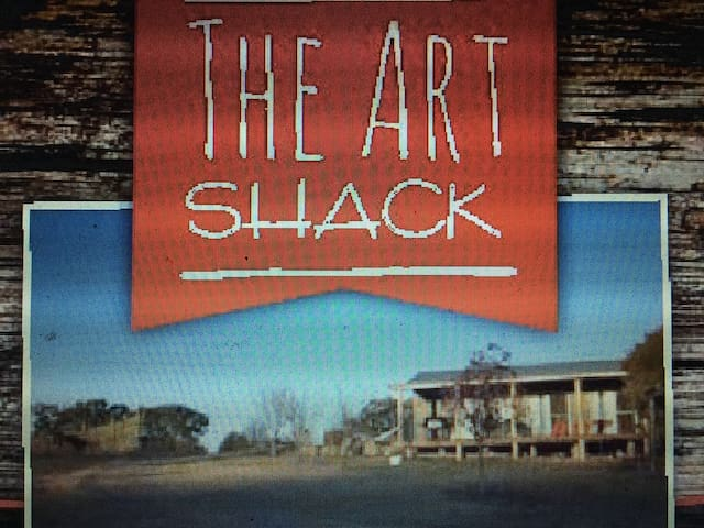 Art Shack (1), Wallabadah, Australia - Wallabadah - Blockhütte