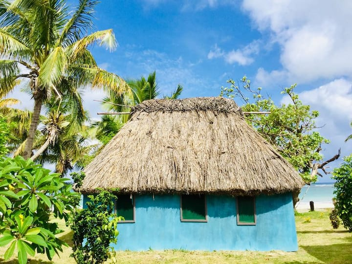 _THE BLUE BEACH HOUSE in MALAKATI VILLAGE_