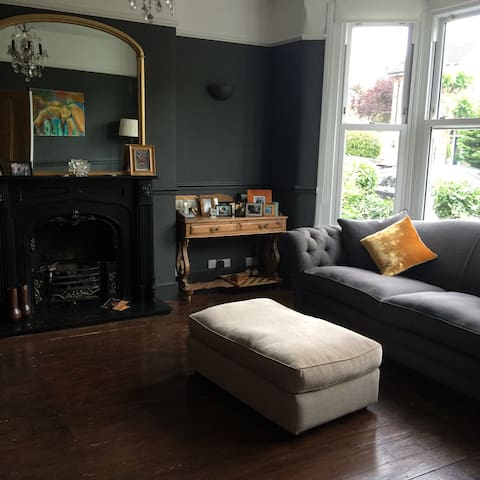 Beautiful Edwardian Wanstead Home - Londra - Ev