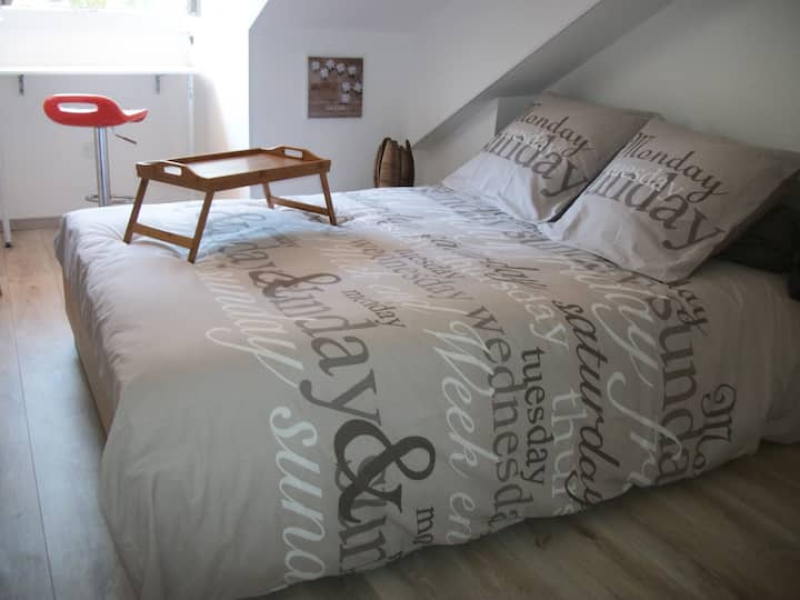 2 rooms appartment in historic centre.