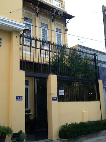 Vietnamese house with French style - Hồ Chí Minh, Hồ Chí Minh, VN - Huis