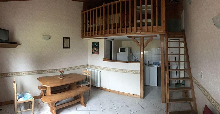 Gîte 4 personnes Baie du Mont-Saint-Michel - Vessey - House