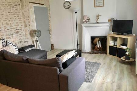 Maison avec Jardin à 5 min du Futuroscope