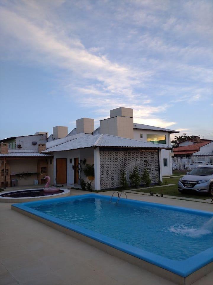 Casa de Alto Padrão na Barra de São Miguel