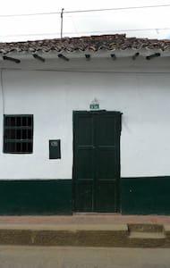 Casa Colonial en Curiti Santander - Curiti - 独立屋