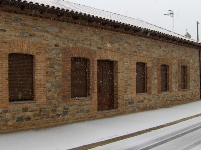 Countryside house close to Astorga - León - Hus