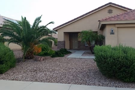 Cabana Sauls 723, Adult , Golf. - Buckeye - House