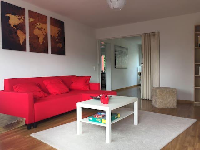 Helle Wohnung in der Kreuzlinger Innenstadt