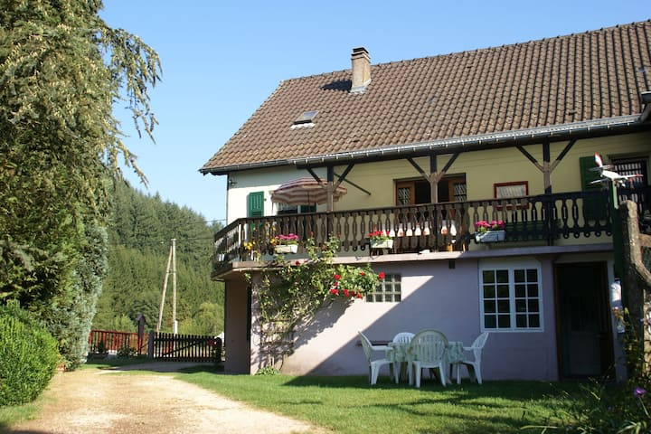Comfortable Holiday Home with Fenced Garden in Lambach