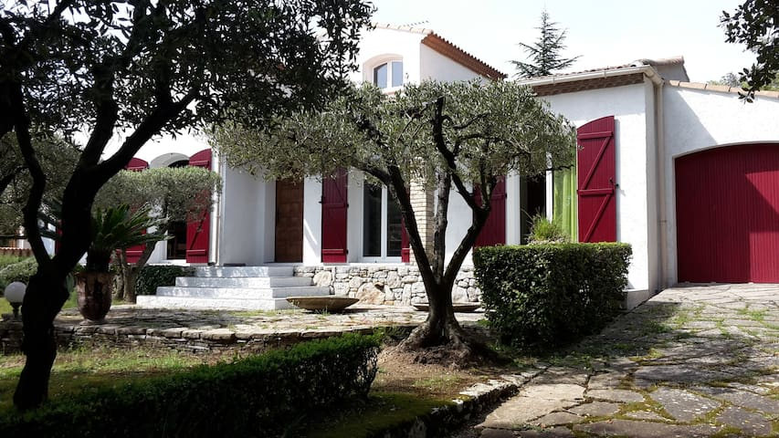 Gîte / Villa de la Croix de la Mission