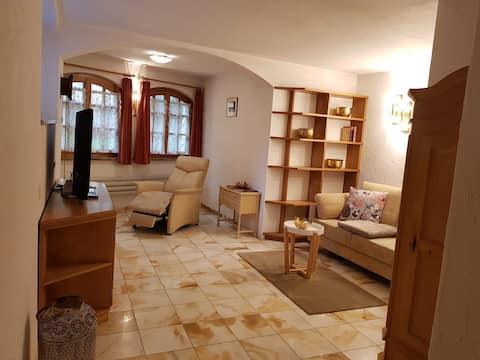 Okouzlující dům pro relaxační dovolenou v Puschlav