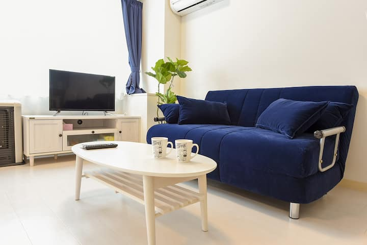 (1675)Large room for Max 6 ppl☆2LDK☆Shiroishi area