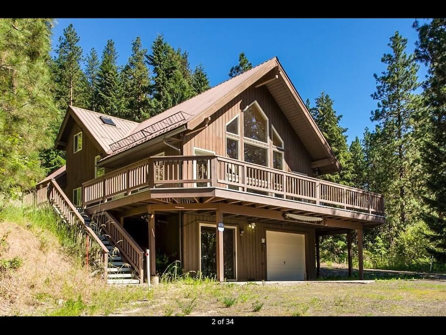 Elk Ridge Retreat Cabins For Rent In Leavenworth