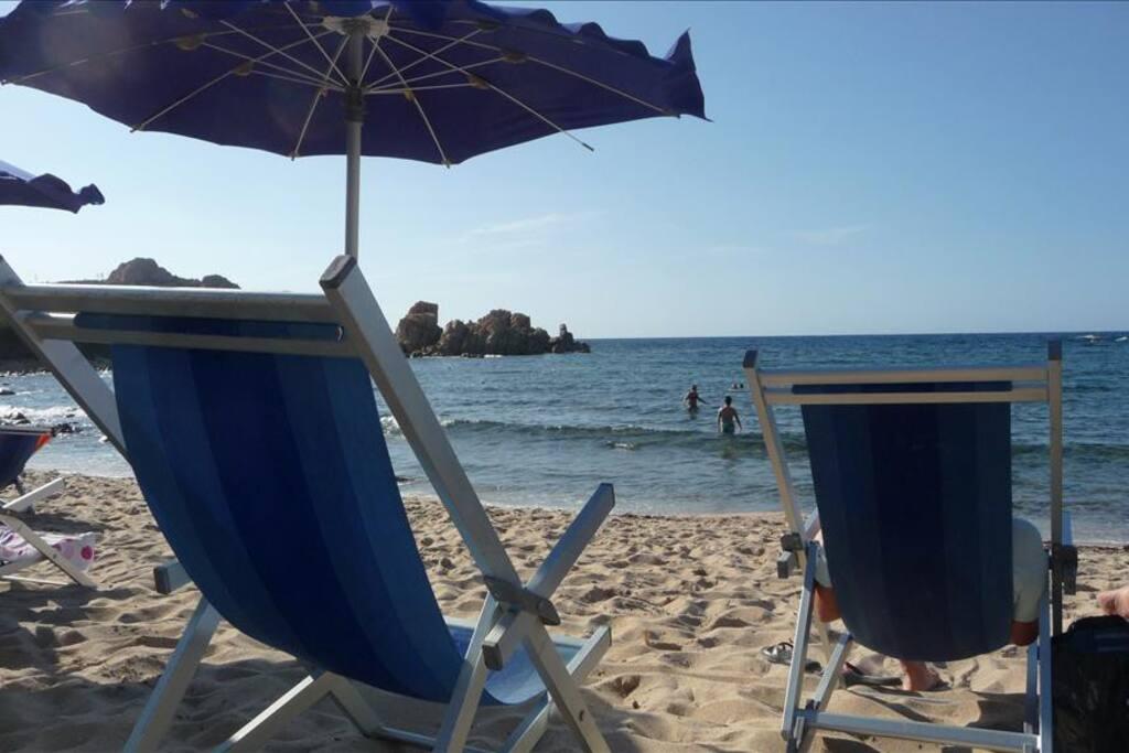 Relax On The Adjacent Beach