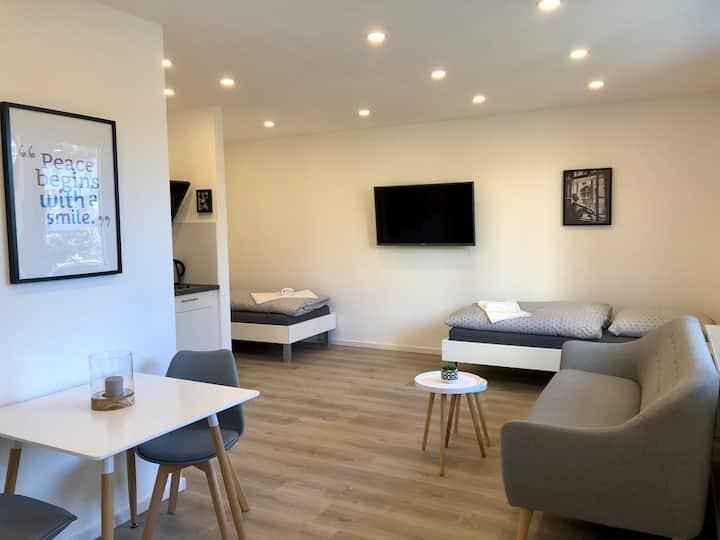 Neues Apartment in Spitzenlage von Leinfelden !