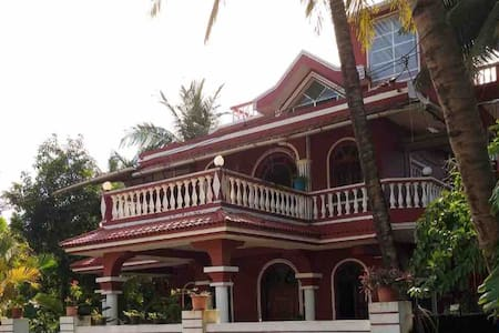 2 BHK stay in a Portuguese styled home near Panjim