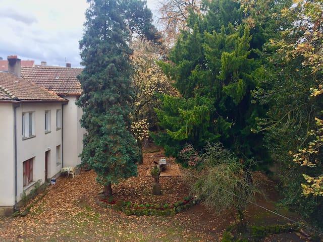 Studio 5, Lit Reine, Parking, centre de Mulhouse