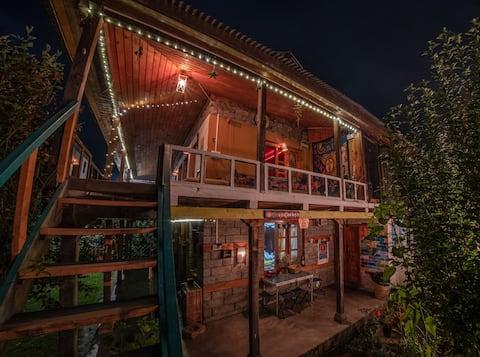 Samsara Farmstay: Double Bedroom