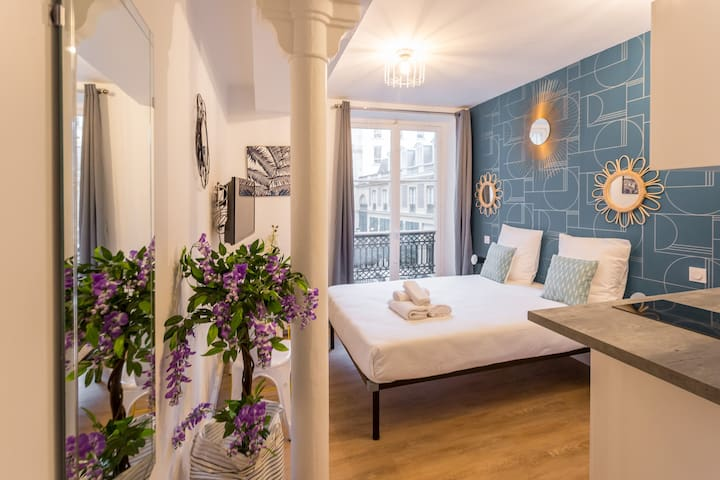 St Germain  - Quartier Latin 7: cosy apt. for 2