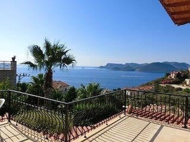 Huge Private Two Bedroom Villa - Kaş - Casa