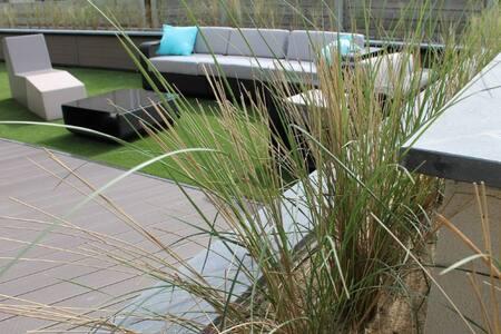 Spacious luxury garden appartment fully equiped! - Bredene