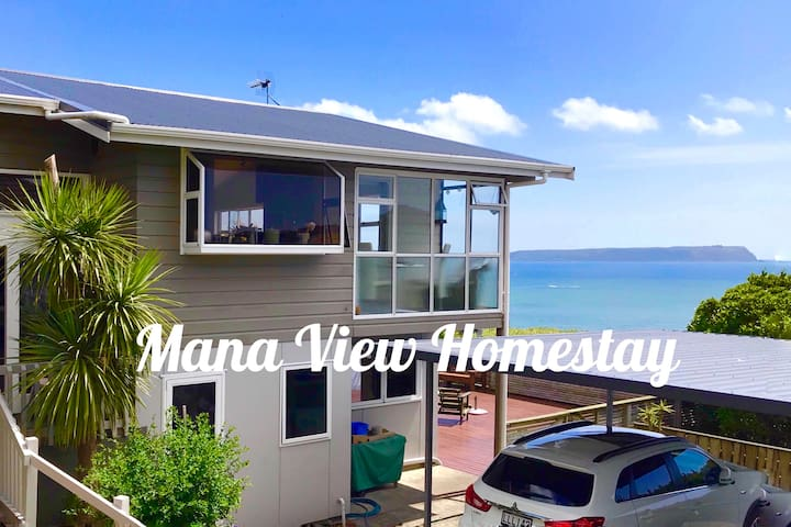 MANA VIEW HOMESTAY:   ENTIRE APARTMENT-STYLE BnB