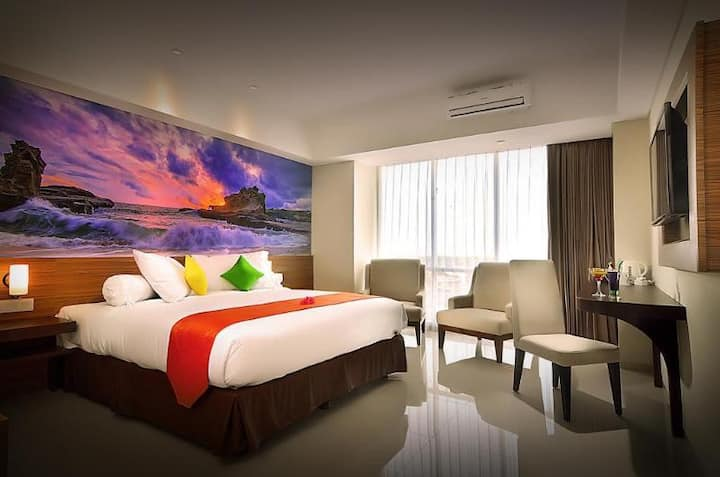 Classic Room Deluxe At Malang