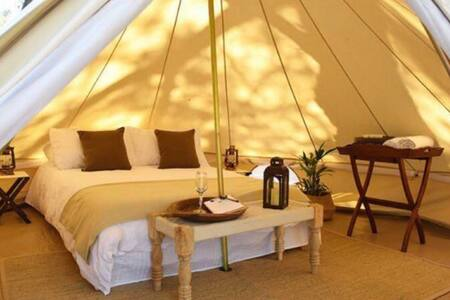 Glamping at Jíbaro House in nature