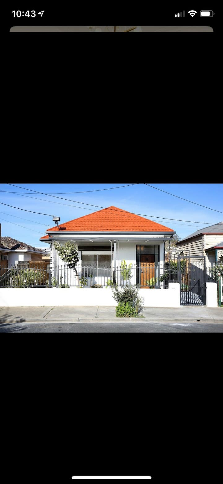 Amazing house in Footscray (10 min from CBD)