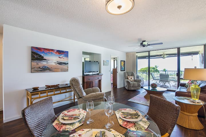 BEAUTIFUL ...... Keauhou Ocean View Condo