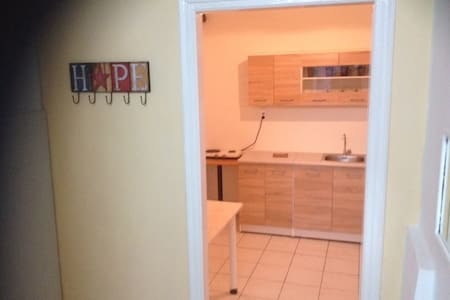 Apartment, 10 min from the town center. - Apartment
