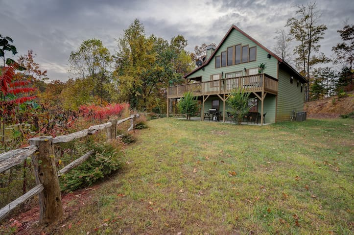 Reopened -Beautiful House - Spectacular Views -