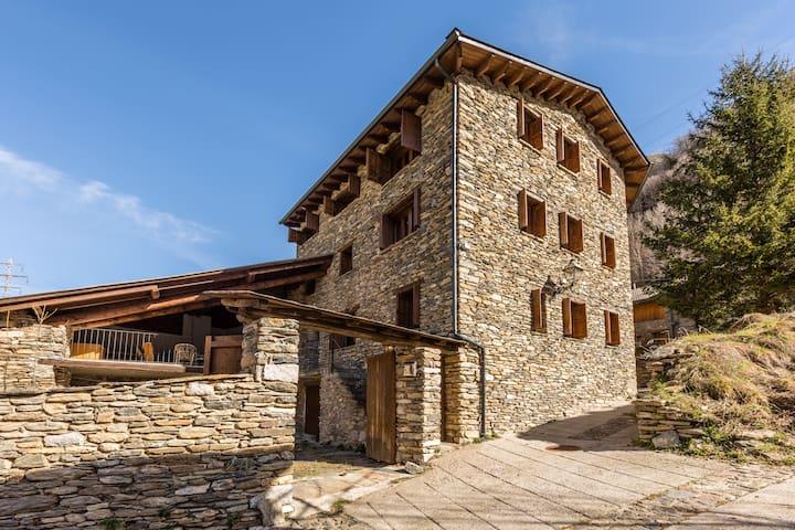Casa Mora d'Aiguabella - Aiguabella - Apartamento
