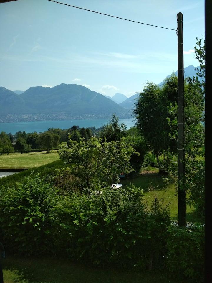 Maison moderne de 100 m² proche lac et montagne