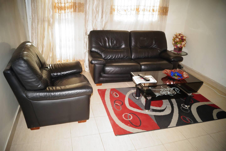 Appartement Meubl Louer Sacr Coeur 3 Dakar In Dakar Dakar  # Meuble Tv Double Face