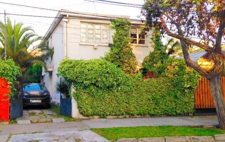 Hermosas habitacion en barrio residencial de Ñuñoa