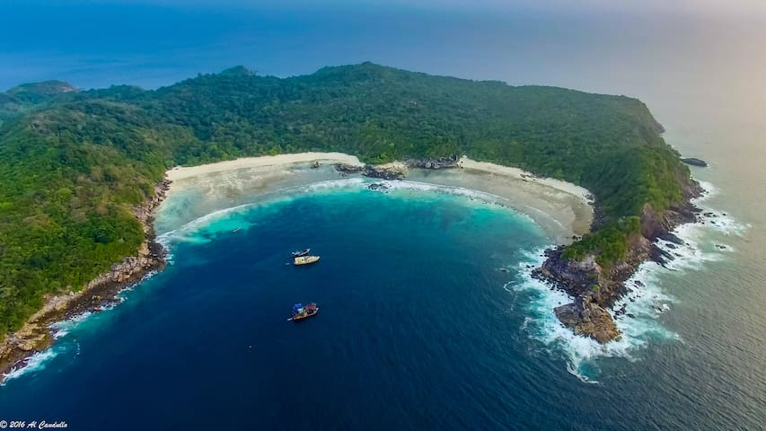 Boulder Bay Eco Resort in Mergui Archipelago
